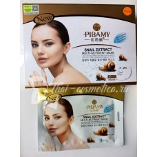 Маска для лица Pibamy Snail Extract Multi-Nutrient Mask