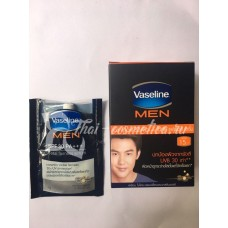 Крем для кожи лица Vaseline Men  отбеливание SPF30 PA +++ Total Fairness Serum 7 г