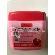 100% Вазелин Petroleum jelly  Cherry formula 70 грамм