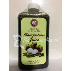 "Мангостин сок (Mangosteen juice 100%)"" 500 мл"